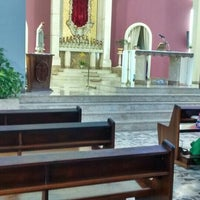 Photo taken at Templo Votivo do Santíssimo Sacramento by Edgard G. on 2/19/2016