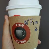 Photo taken at TrueCoffee by IAMFILM 1. on 9/3/2016
