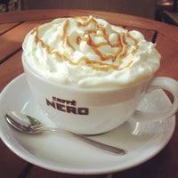 Photo taken at Caffé Nero by Ekrem D. on 7/5/2013