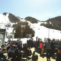 Photo taken at Georgian Peaks by Deb L. on 3/30/2013