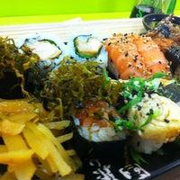 Photo taken at Kantô Sushi Express by Ismael L. on 10/24/2012