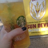 Photo taken at Starbucks by Lisa on 7/3/2014
