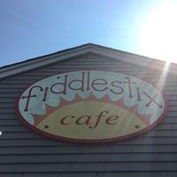 Photo taken at fiddlestix cafe by Gary R. on 9/4/2016