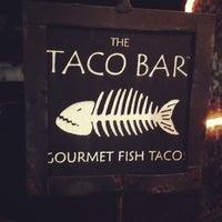 Photo taken at Tacobar by Hazel C. on 10/15/2012