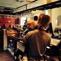 Photo taken at Siesta Bar & Restaurang by Charlotte W. on 2/22/2014