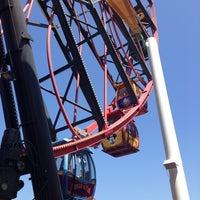 Photo taken at Mickey's Fun Wheel by Joepaul M. on 7/23/2013