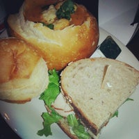 Photo taken at Boudin SF Metro Pointe by V on 2/3/2013