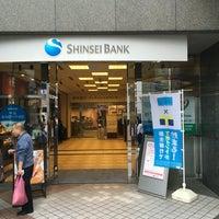Photo taken at 新生銀行 新宿フィナンシャルセンター by becool on 4/18/2016