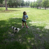 Photo taken at Al Lopez Park Playground by lisa g. on 6/14/2014