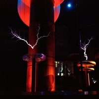 Photo taken at Theater of Electricity by Eric O. on 11/8/2012