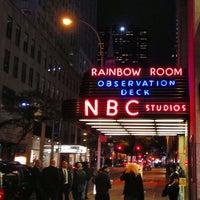 Photo taken at Studio 8H - Saturday Night Live by Elizabeth C. on 10/27/2013