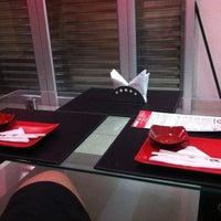 Photo taken at Matsumoto Sushi by Antonio R. on 11/19/2012