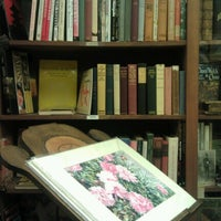 Photo taken at Caravan Bookstore by Adam G. on 10/3/2012