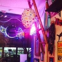 Photo taken at Pancho's Salsa Bar & Grill by Adam S. on 12/14/2014