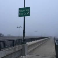 Photo taken at American River Trail By Watt by Greg on 11/15/2014