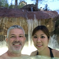 Photo taken at Park Hyatt Beaver Creek Pool by Karim on 5/26/2016