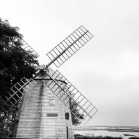 Photo taken at Judah Baker Windmill by Rene Juan d. on 8/29/2013