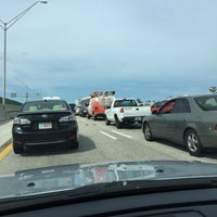 Photo taken at Intersection I-95 & Cypress Creek Rd by Michael C D. on 7/23/2015