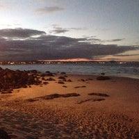 Photo taken at Coolangatta Beach by Steph L. on 1/17/2017
