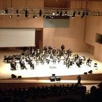 Photo taken at Auditori i Palau de Congressos de Castelló by Jose Maria N. on 12/22/2013