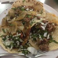 Photo taken at Taqueria El Rey Del Taco by FoxyKevin on 5/2/2013