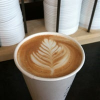 Photo taken at Flying Goat Coffee by Susan D. on 12/11/2012
