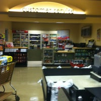 Photo taken at Safeway by Rob C. on 9/30/2012