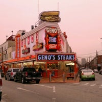 Photo taken at Geno's Steaks by Hubert L. on 12/26/2012
