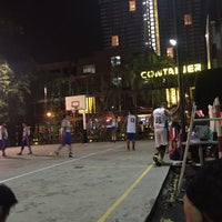 Photo taken at Basketball Court Prima Avenue (PADI) by Ain A. on 4/30/2016