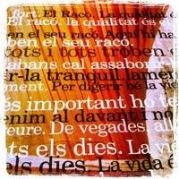 Photo taken at Pizzeria El Raco by Albert G. on 3/8/2013