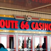Photo taken at Route 66 Casino Hotel by trice the afrikanbuttafly on 11/14/2012