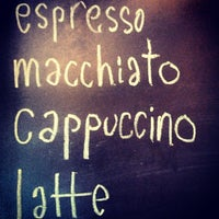Photo taken at Betola Espresso Bar by Noah F. on 3/28/2013