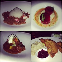 Photo taken at Seasonal Restaurant & Weinbar by Maria S. on 12/11/2012