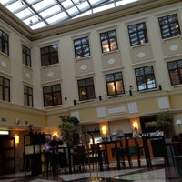 Photo taken at Courtyard Moscow City Center by Dmitry V. on 5/29/2013