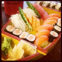 Photo taken at SuShiBar Mallet Grill by Laércio G. on 9/7/2014