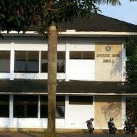 Photo taken at Universitas Subang by Suryawan A. on 8/3/2013