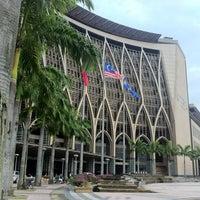 Photo taken at Ministry of Finance (Perbendaharaan Malaysia) by Zufri K. on 10/4/2012