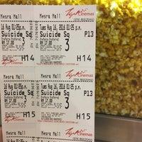 Photo taken at TGV Cinemas by Wawa A. on 8/16/2016