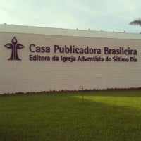 Photo taken at Casa Publicadora Brasileira by Kelly Fernando L. on 4/25/2016