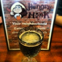 Photo taken at The Hungry Monk by Shanna A. on 6/2/2013
