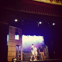 Photo taken at Thalian Hall by Blaine M. on 7/26/2014