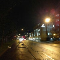 Photo taken at Monroe Avenue by Christopher S. on 4/22/2016