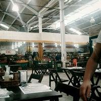 Photo taken at Mercado Municipal de Santo Amaro by Nel H. on 4/6/2013