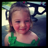 Photo taken at Gulley Park Playground by Angie A. on 5/19/2013