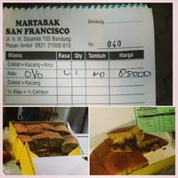 Photo taken at Martabak San Francisco by Michael K. on 11/6/2014