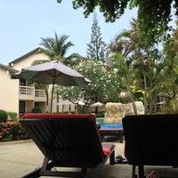 Photo taken at Thara Patong Beach Resort & Spa, Phuket by Vova G. on 3/29/2013