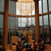 Photo taken at Hôtel Le Crystal by Patrick B. on 8/22/2013