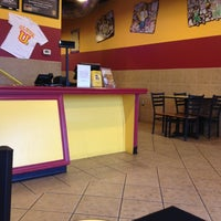 Photo taken at Cluck U Chicken by Tracy S. on 10/28/2012