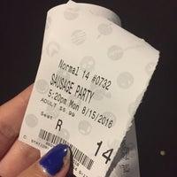Photo taken at Starplex Cinemas Normal Stadium 14 by Megan J. on 8/15/2016