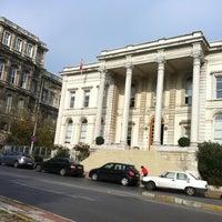 Photo taken at İstanbul Teknik Üniversitesi by M.Haki Ö. on 11/4/2012